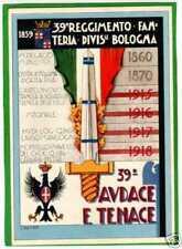 Cartoline reggimentali da collezione