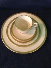 Gorgeous Lenox Ambassador Collection Gold Weave 5 Pc Place Setting NWT $125
