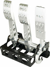 Floor Mounted Cockpit Fit Cable Clutch Pedal Box Rally Race OBP00C1PRC V2