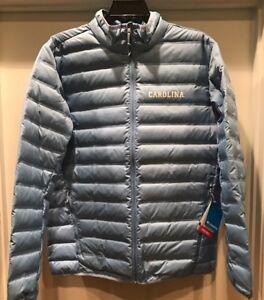 Columbia UNC North Carolina Tar Heels Men's Down Jacket Coat Medium M NWT