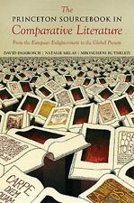 The Princeton Sourcebook in Comparative Literature: From the European Enlightenm