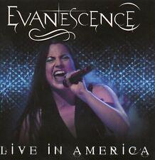 EVANESCENCE - LIVE IN AMERICA 2016 + BONUS ARGENTINA 2017 - 2 CDs - SOUNDBOARD