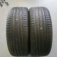 2x Pirelli P Zero Seal Inside 245/35 R20 95Y DOT 1417 6,5 mm Sommerreifen