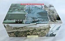 KING & COUNTRYS WHEELS & TRACKS BATTLE OF THE BULGE BBG21 JAGDPANZER IV V.RARE