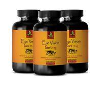 eye vision - EYE VISION GUARD - eye health vitamins - 3 Bottles 180 Capsules