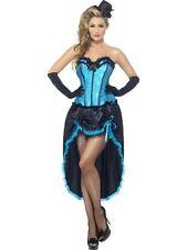 Burlesque Dancer Costume, burlesque Fancy Dress, UK Size 8-10