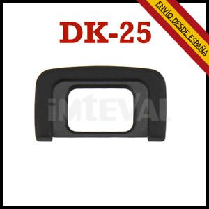 Visor Ocular DK-20 ocular se adapta para Nikon D40 D60 D70s D3200 D3300 D5100