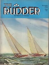 The Rudder December 1946 Ice Boating 032417nonDBE
