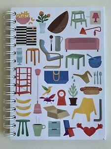 IKEA Museum Notizbuch A5 und Kugelschreiber   unbenutzt   ca. 80 Blatt