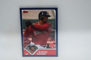 Rafael Devers #70YT-53 - 2021 Topps 70 Years of Baseball - Boston Red Sox