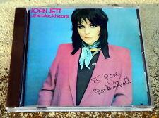 "Joan Jett & The Blackhearts ""I Love Rock 'N Roll"" RARE Bellaphon cd"