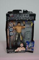 WWE Wrestling Daivari Deluxe Aggression Action Figure Jakks Pacific Series 10