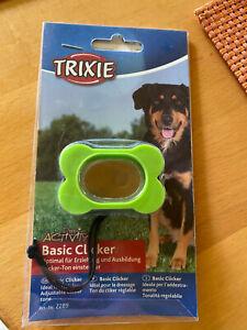 TRIXIE Basic Clicker Clickerton mit Nylonband - Erziehung & Ausbildung