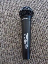 Ragnar Of Monsters and Men Signed Autographed Music Microphone Psa Guaranteed