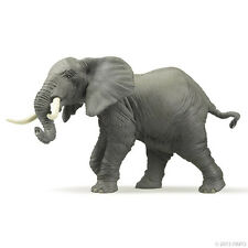 NEW PAPO 50010 African Elephant 15cm Long - Wild Animal Collection - RETIRED