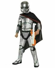 Star Wars Ep7 Super Deluxe Captain Phasma Size 6-8
