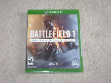 BATTLEFIELD 1 EARLY ENLISTER DELUXE EDITION...XBOX ONE...***SEALED***NEW***!!!!!