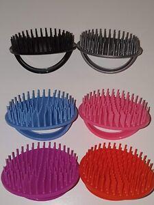 🇬🇧Gentle Shampoo Brush  Salons Barbers Home Comb Unisex Scalp Massage Be-BopUK