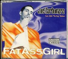 JOE CARBONARA - fat ass girl  4 trk MAXI CD 1995