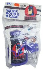 VTG 1992 Rand Batman Kid's Waterbottle & Cage DC Comics NEW IN PACKAGE