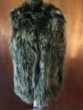 Curly Furs Imports Mongolian/Tibetian Lamb Fur Vest