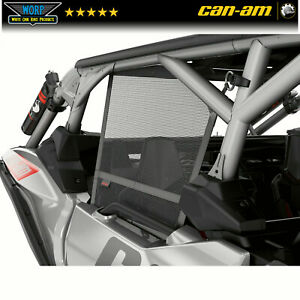 OEM CAN AM REAR WINDOW DOOR NETS FOR MAVERICK X3 MAX 715006700