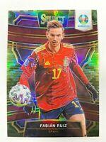 Fabian Ruiz 2020 Panini UEFA Euro Select Camo Prizm 57/60 Spain Mint