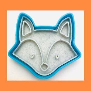 Fox Face  Cookie Cutter