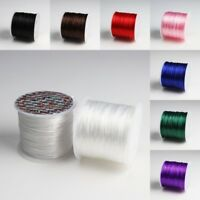 Strong Stretchy Elastic Crystal Thread Cord String for Bracelet Beading 0.5mm
