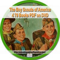 14 issues Boys Life Magazine 479 PDF Boys Scouts of America Handbook Vintage DVD