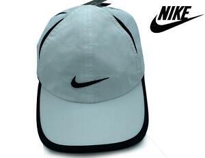 Nike Featherlight Dri Fit Baseball White/Black Boys 4/7