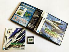 Nintendo DS Star Fox Command NDS Starfox 3D Shooter GAME JAPAN JP