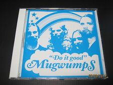 MUGWUMPS – Do It Good – CD – stoner