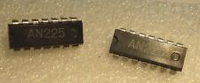 AN225 / IC / COMPARABLE TO ECG1062, NTE1062 / 2 PIECES (qzty)