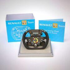 Renault F1 R26 Amalgam 1/4 Steering Wheel Fernando Alonso