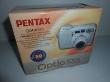 Pentax Optio 555 5 MP Digital Camera with 5x Optical Zoom