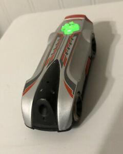 Hot Wheels Video Racer Micro Camera Car Gray And Red + USB Cord Cool!!