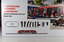 "Märklin 29641 Startpackung ""Moderner Nahverkehr"" BR 640, LINT , Digital. Neuware"