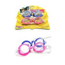 3~6 Years Fluid Children Kids Boys Girls Baby Toddler Swinning Goggles 2 pieces