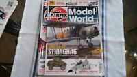 Airfix Model World  MAR 2017 #76 SWORDFISH HUMBER MK IV F-20 TIGERSHARK