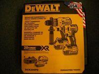 Dewalt DCK299P2 20V Cordless Brushless Combo Kit  2-Tool 5.0Ah DCD996 DCF887