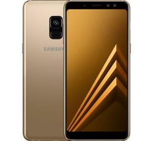 Samsung Galaxy A8,SM-A530F Gold, 32GB 4GB RAM,2018 model,Brand new, Unlocked.