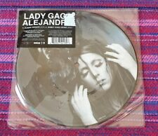 Lady Gaga ~ Alejandro( 7'Inches Picture Disc ) ( Made in EU ) Lp