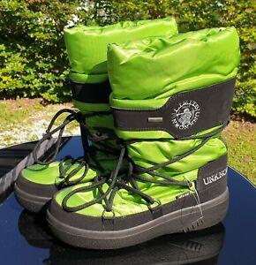 Damen Winterstiefel VISTA Snowboots * grün * Gr. 39 * Pro-Tex * Neu