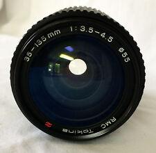 Vintage RMC Tokina 35-135 mm 1:3.5-4.5 55 Lens Japan