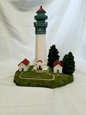 Narbour Lights Collectible Light Houses Gray's Harbor Washington