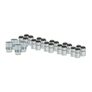 Wheel Lock and Lug Nut Package in Chrome GM  17801711