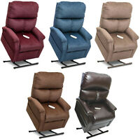 Pride Mobility Essential Electric Recliner Power Lift Chair Medium LC-250 NEW