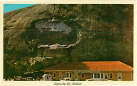 Postcard Historic Stone Mountain Georgia Down By The Station