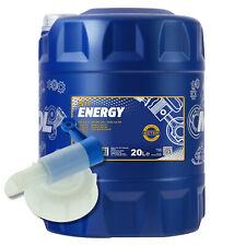 20 (1x20) Liter MANNOL SAE 5W-30 ENERGY mit Auslaufhahn